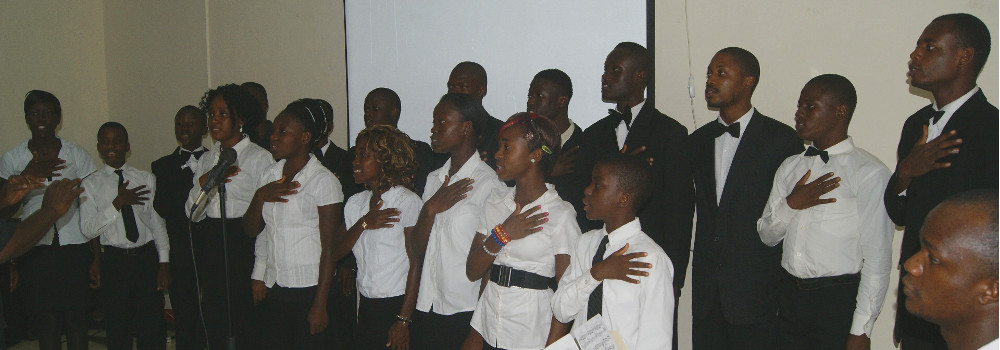 ANAM's Youth Choir